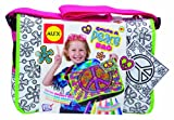 ALEX® Toys - Color a Bag!  & Accessories Color A Peace Bag 509P