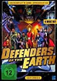 Defenders of the Earth - Die komplette Serie (Episoden 1-65) [4 DVDs]