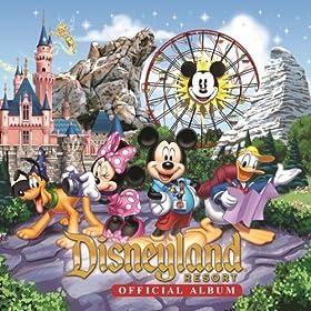 Amazon Com Disneyland Resort Official Album Various