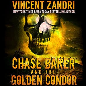Chase Baker and the Golden Condor Audiobook