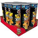 Pringles Crisps XTRA Cheesy Nacho Cheese 175g (pack of 18)