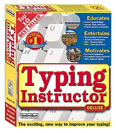 Typing Instructor Deluxe 16