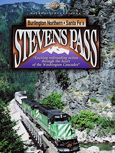 Burlington Northern Santa Fe's Stevens Pass