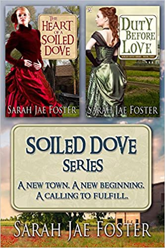 Soiled Dove Series Bundle: Books One and Two