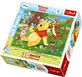 Trefl Dynamic 3D Jigsaw Disney Winnie The Pooh (72 Pieces)