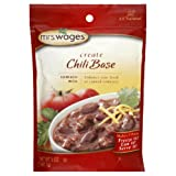Mrs. Wages Salsa Chili BaseTomato Mix, 5-Ounce Packages (Pack of 6)
