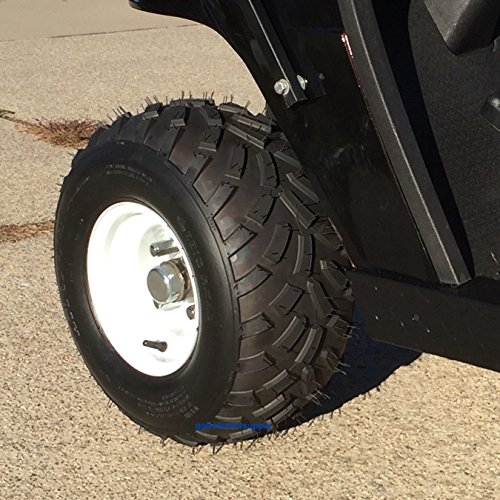 RHOX RXAL 18x8-8 All Terrain Golf Cart Tires and 8