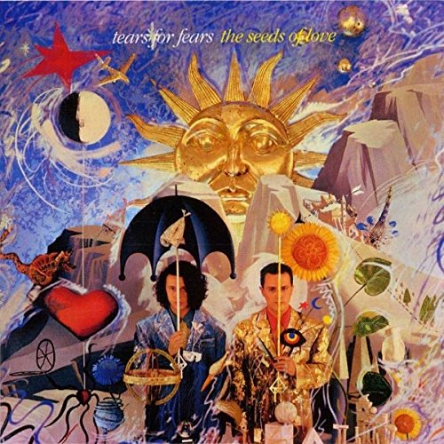 Tears For Fears - Songs From The Big Chair (2014) [FLAC] Download