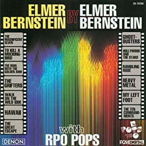Elmer Bernstein By Elmer Berns