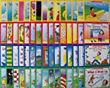 img - for 60 Scholastic Easy Leveled Readers Phonics Early Guided Reading Lot (15 Books Per Levels A, B, C, and D) (Little Leveled Readers) book / textbook / text book