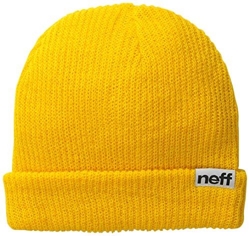 Neff, Cappello Fold, Giallo (Golden Rod), Taglia unica