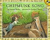 Chipmunk Song (Lodestar Unicorn Paperback) (0140547967) by Ryder, Joanne