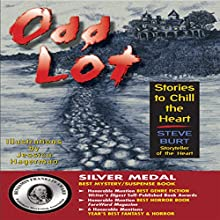 Odd Lot: Stories to Chill the Heart, Book 1 (       UNABRIDGED) by Steve Burt Narrated by Michael Piotrasch