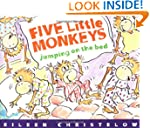 Five Little Monkeys Jumping on the Be...