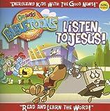 Listen to Jesus! (God Rocks! Bibletoons)