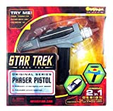 Star Trek Original Series Phaser Pistol by Art Asylum