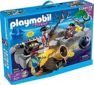Playmobil - Pirate Starter Set #3127