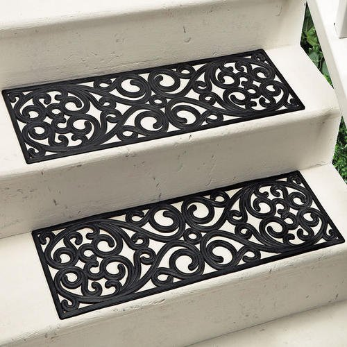 French Quarter Rubber Stair Treads