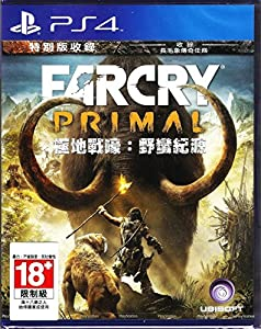 Far Cry Primal [Day 1 Edition] (English & Chinese Subs) PlayStation 4 [PS4]