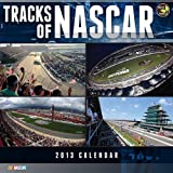 (12x12) Tracks of NASCAR - 2013 Calendar
