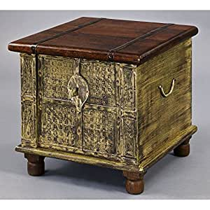 Pulaski Accents End Table Pu 517307 Rustic End Tables Living Room