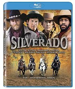 Silverado (with Booklet) Bilingual [Blu-ray]
