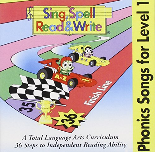 level-1-audio-compact-disk-second-edition-sing-spell-read-and-write