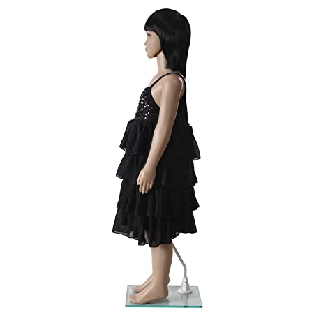 Songmics Plastic Unbreakable Eco-friendly child Mannequin MKIS02
