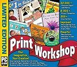 Print Workshop 2004 Limited Edition (Jewel Case)