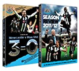 Newcastle United 2011/12 Season Review and Newcastle 3 - 0 Manchester United game [DVD]