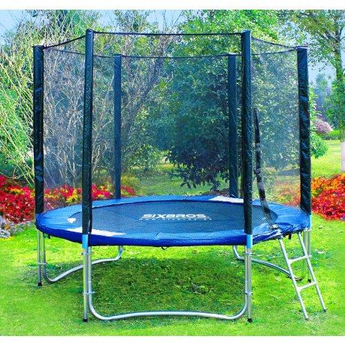filet de protection trampoline. Black Bedroom Furniture Sets. Home Design Ideas