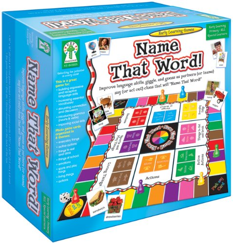 Key Education Publishing Name That Word (Education Board Games compare prices)