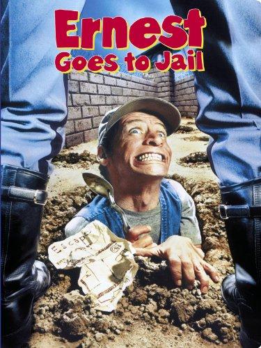 Amazon.com: Ernest Goes To Jail: Jim Varney, Gailard Sartain, John Cherry, Charlie Cohen: Amazon
