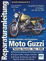 Moto Guzzi V-2: Alle grossen V2-Modelle mit Vergaser von 1967 bis 1996