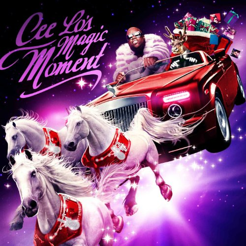Original album cover of Cee Lo's Magic Moment by Cee Lo Green