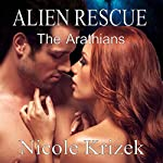 Alien Rescue: The Arathians, Book 2 | Nicole Krizek