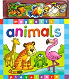 Magnetic Play and Learn Animals (Magnetic Play & Learn)