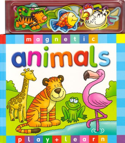 Animals - Magnetic Book (Magnetic Play & Learn)