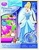 Artistic Studios Disney Cinderella Wooden Magnetic Playset, 25-Piece