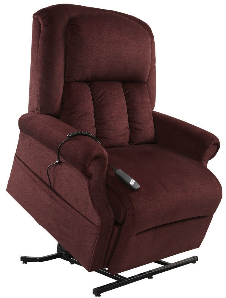 500 Lb Big Lift Recliner  sc 1 st  For Big And Heavy People & Whatu0027s The Best Heavy Duty Recliners For Big Men Up To 500 Lbs ... islam-shia.org