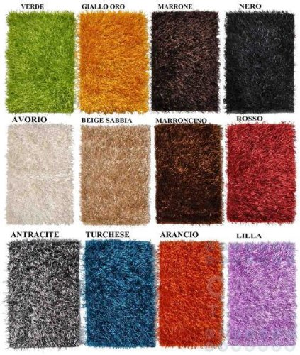 Shaggy tappeto cm 200x300 arredamento e decorazioni per - Tappeto 200x300 ...