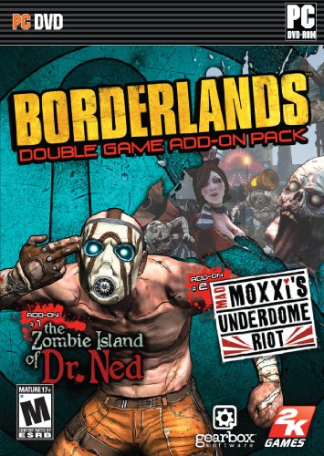 Borderlands Game Add-On Pack: The Zombie Island of Dr.Ned & Mad Moxxi's Underdome Riot - Standard Edition