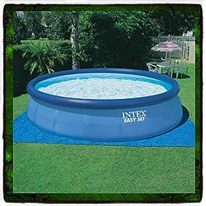 Swimming pool intex 18 39 x 48 round easy set Intex 18 x 48 easy set swimming pool