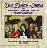 Bach: Cantatas, Vol 3 - Ascension Day, Whitsun, Trinity /Richter