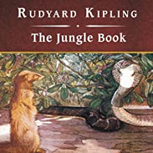 The Jungle Book (       UNABRIDGED) by Rudyard Kipling Narrated by Rebecca Burns