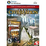 Games Sid Meiers Civilization IV The Complete Edition  PC