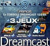 echange, troc Dreamcast Pack été