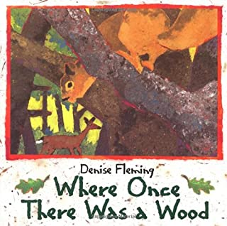 Book Cover: Where Once There Was a Wood