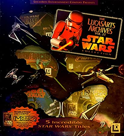 Archives 2: Star Wars Collection