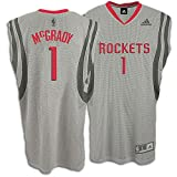 Rockets adidas Men's Glacier Swingman Jersey ( sz. M, McGrady, Tracy : Rockets )